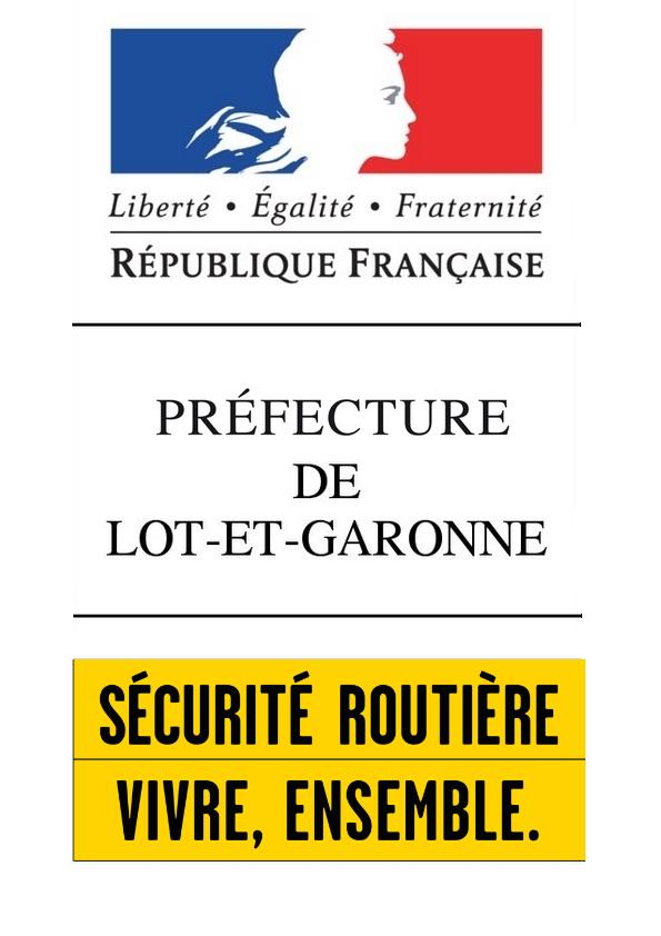 securite routiere - prefecture